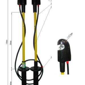 Prepojovacie súprava NN 1 kV | Typ 803.001